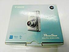Canon ELPH 100 Digital Powershot Camera - Good Working Condition
