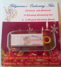 Scan n Cut Pollyanna's Christmas Collection
