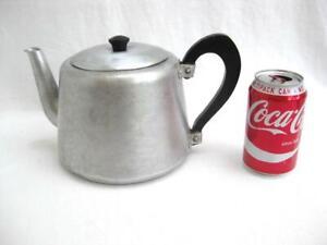 Tea pot Club size Large 2L  Classic mid century modern Swan Bakelite Vintage