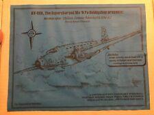 1/72 Italian Savoia Marchetti SM-82 Bomber/transport Kit #AV-1018 AV USK