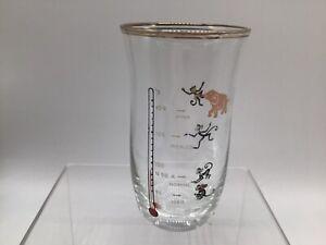 VINTAGE SHOT GLASS NOVELTY - HARD TO FIND C. 1960-70