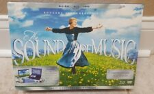 The Sound of Music (45th Anniversary Blu-ray/DVD Combo Limited Ed. Set) SEALED