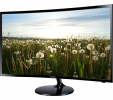 """SAMSUNG 32"""" FULL HD LED SMART CURVED TV MONITOR FREEVIEW HD 1080P USB V32F390SEX"""