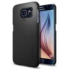 Spigen Samsung Galaxy S6 Thin Fit Premium Hard Case Smooth Black (SGP11308)