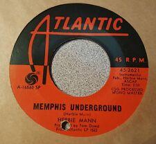 Herbie Mann – Memphis Underground / New Orleans
