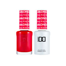 DND Daisy LED/UV Soak Off Gel-Polish Duo #686 - Sexy Kiss  0.5oz