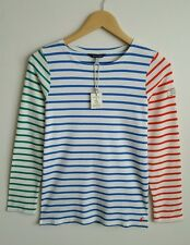 JOULES GIRLS HOTCHPOTCH HARBOUR TOP AGE 11-12 YRS NEW WITH TAG