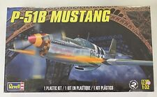 Revell P-51B Mustang in 1/32, 357th FG, Berlin Express, 2015 Issue 5535 ST