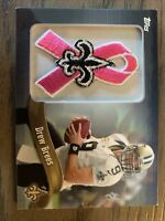 Drew Brees NFL Patch Ribbon 2013