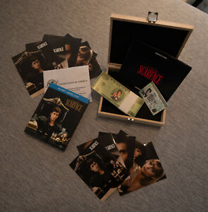 Scarface - Uncut (Blu-ray, Limitierte Special Edition in Holzbox)