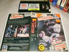 VHS *CALL HIM Mr.SHATTER (1974)* RARE 1983 Australian Embassy Video 1st Issue!