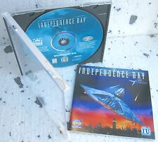 INDEPENDENCE DAY (1997) VIDEOGIOCO PER PC VINTAGE