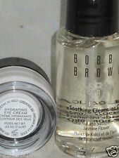 NEW Bobbi Brown Hydrating Eye Cream 0.23oz/7ml + 1oz/30ml soothing oil, trail sz
