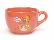"UNIQUE !! MATT GROENING SIGNED ""THE SIMPSONS"" 730ml GIANT MUG ! SUPER COOL !"