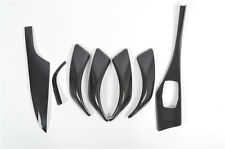 Carbon Fiber Interior Trim 7 PCS/Set For BMW 1 Series 2nd Generation F20/F21