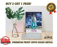 The Burbs METAL Poster Classic Movie Art Print Plaque Gift
