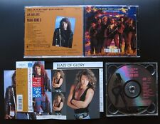 JON BON JOVI Blaze Of Glory 1990 JAPAN 1ST CD w/OBI/STICKER PHCR-1013 Jeff Beck