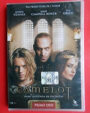film dvds camelot primo dvd joseph fiennes eva green jamie campbell bower movie