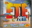DOUBLE CD ALBUM ETE 2010 / TOUS LES TUBES DE L'ANNEE SHAKIRA SEXION D'ASSAUT ETC