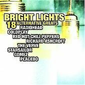 Bright Lights: 18 Alternative Indie Greatest Hits, Various Artists, Very Good CD