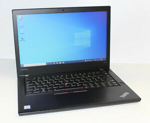 "Laptop Lenovo ThinkPad T470 14"" FHD Core i5 6.Gen 16GB RAM 512GB SSD"