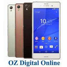 New Sony Xperia Z3 D6633 4G LTE Dual SIm 16GB +16GB 20MP NextG Unlocked Phone