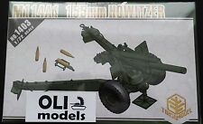 1/72 M114A1 155mm Howitzer Gun - TOXSO 1403