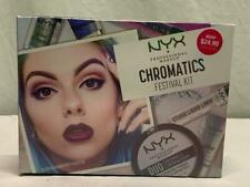 NYX Professional Makeup Chromatics Festival Kit 6-Piece NIB