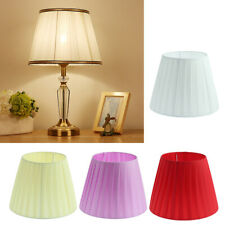 Textured Fabric Lampshade Table Lamp Floor Light Shade Exquisite Workmanship