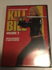 Kill Bill Volume 2 Dvd 2004 Widescreen Uma Thurman New
