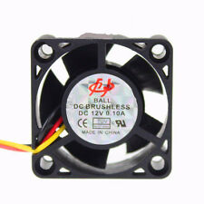 40mm DC 12V 3Pin 40x40x20mm Brushless PC Computer Cooler Cooling Fan super quiet