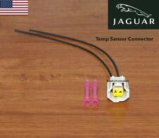 Jaguar S-Type Engine Fan Coolant Temperature Sensor Connector Plug Pigtail