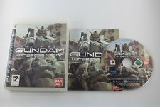 PLAY STATION 3 PS3 MOBILE SUIT GUNDAM TARGET IN SIGHT COMPLETO PAL ESPAÑA