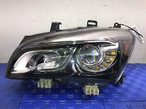 2015 - 2017 INFINITI QX80 FRONT LEFT DRIVER LED HEADLAMP W/ADAPTIVE LIGHT OEM