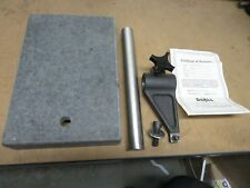 new DORSEY Bench Comparator 8x12x2 Accuracy .0001 DOALL Granite Surface Plate