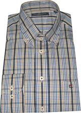 Karierte CASAMODA klassische Herrenhemden aus Baumwolle