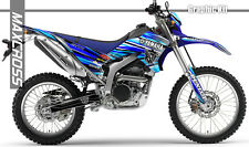 YAMAHA WR250R WR250X ALL YEARS MAXCROSS GRAPHICS KIT DECALS STICKERS FULL KIT-14