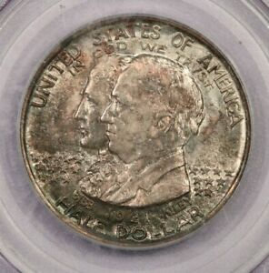 1921-P 1921 Alabama Half Dollar 50c PCGS MS63