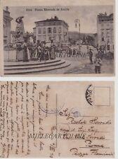 GORZ: Piazza Edmondo de Amicis   1918