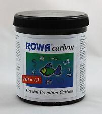 ROWA carbon 500ml Hochleistungs Aktivkohle für Süß- und Meerwasser 22,58€/L
