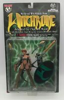 NEW Medieval Witchblade Action Figure Moore Collectibles Top Cow 1998 NIP