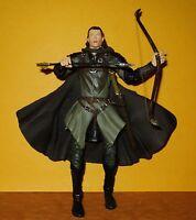 Señor de los Anillos. Legolas defensa Abismo de Helm. Lord of the Rings´ figure.