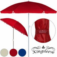 Parasols plages pour jardin et terrasse