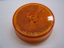 "TRITON TRAILER 2.5"" Amber LED CLEARANCE LAMP wps42-3054"