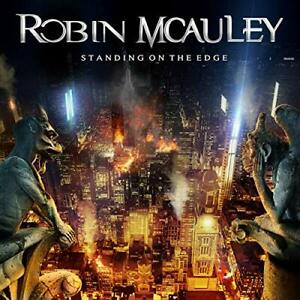 MCAULEY,ROBIN-STANDING ON THE EDGE (Importación USA) CD NUEVO
