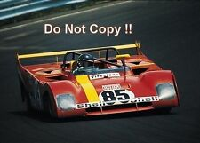 Jacky Ickx Ferrari 312 PB Watkins Glen 6 Hours 1972 Photograph