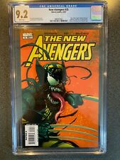 The New Avengers No.35 CGC 9.2 1st Venomized Wolverine Cover