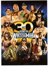 2014 Topps WWE Road to Wrestlemania Complete MINI-MASTER 203-Card SET w/ INSERTS