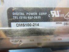 Digital Power Corp DMS100-214 20-36VDC 4.6A  Power Supply Module