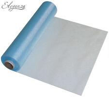 Soft Sheer Organza Fabric 29cm x 20m